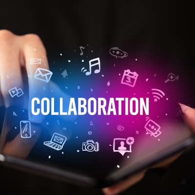 Collaboration Spans Multiple Apps