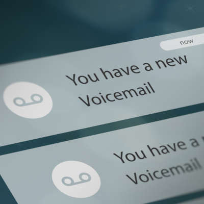 Phishing Attacks Masquerading as VoIP Voicemails
