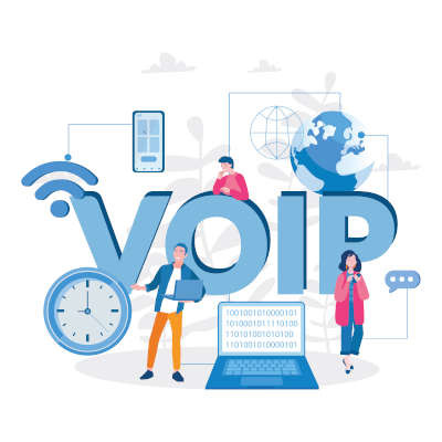 Three Ways (Out of Many) That VoIP Boosts Productivity